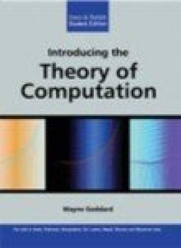 9789380108254: Introducing the Theory of Computation