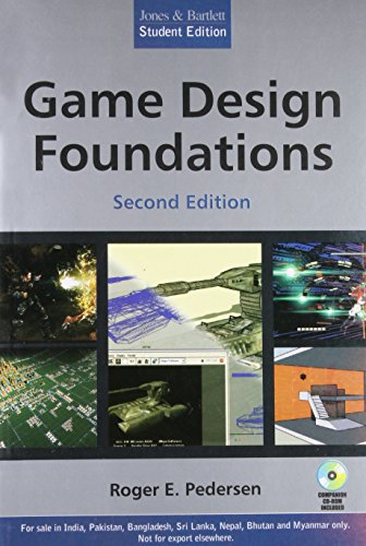 9789380108421: Game Design Foundations 2ed With C.D. ROM