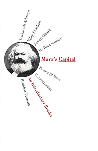 9789380118000: Marx's Capital: An Introductory Reader Essays