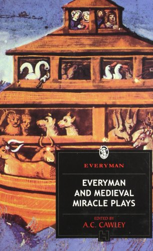 9789380143231: Everyman And Medieval Miracle Plays