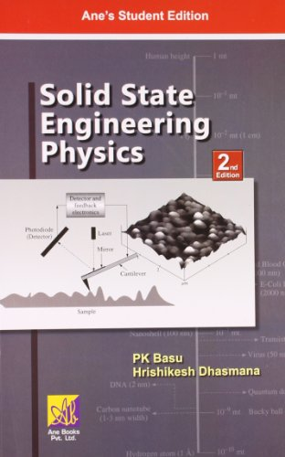 Solid State Engineering Physics: 2ed: P.K.Basu