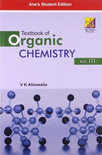 9789380156859: Textbook Of Organic Chemistry, Vol.III