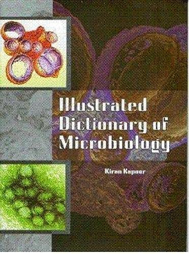 9789380179322: Illustrated Dictionary of Microbiology