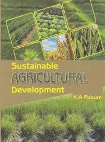 9789380179643: Sustainable Agricultural Development