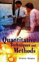 9789380222257: Quantitative Techniques And Methods