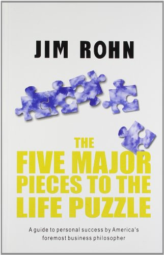 9789380227740: Five Major Pieces to the Life Puzzle