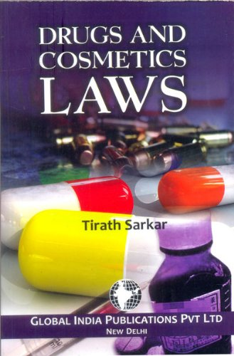 9789380228808: Drugs and Cosmetics Laws