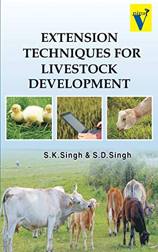 9789380235233: Extension Techniques for Livestock Development