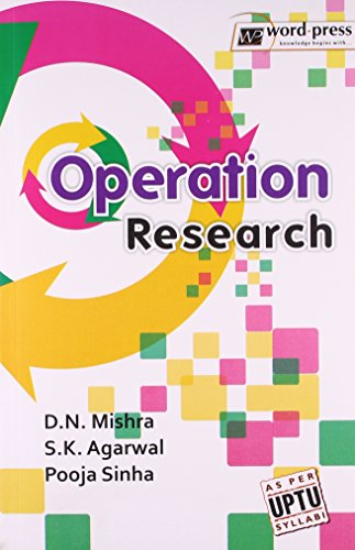 9789380257013: Operation Research