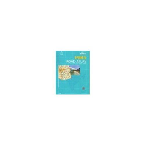 9789380262376: India Road Atlas