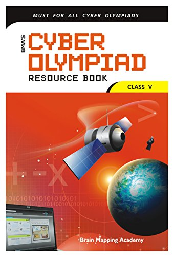 9789380299136: Cyber Olympiad Resource Book for Class - 5