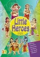 Little Heroes : Bheema Ganesha Hanuman Krishna: Lata Aggarwal