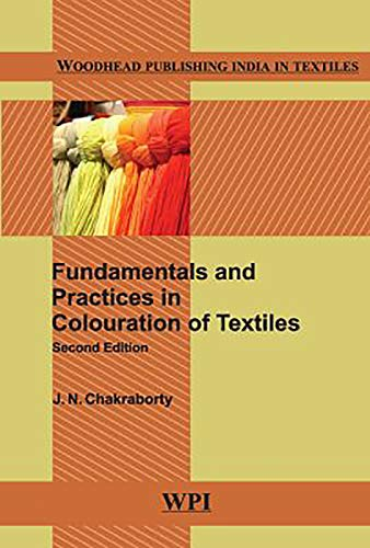 9789380308463: Fundamentals and Practices in Colouration of Textiles, Second Edition