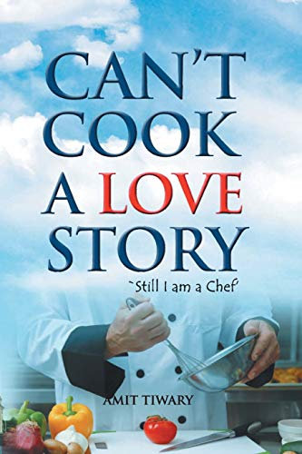 9789380349824: Can't Cook A Love Story