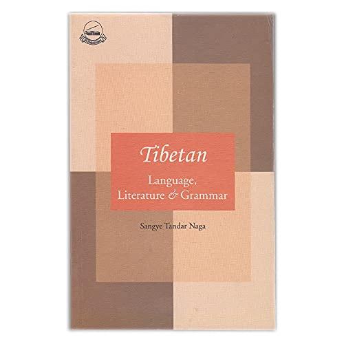 Tibetan Language, Literature & Grammar: Naga Sengye Tender