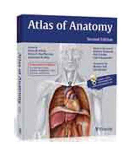 9789380378992: Atlas of Anatomy (Plus Winking Skull)