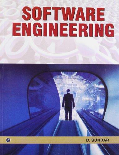 Software Engineering: D. Sundar