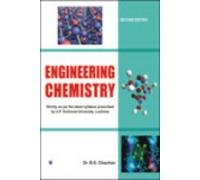 Engineering Chemistry (U.P. Technical University, Lucknow): B.S. Chauhan