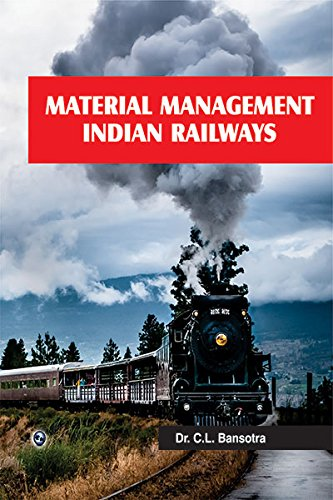 Material Management Indian Railways: Dr. C.L. Bansotra