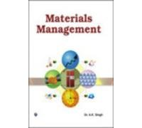 Materials Management: Dr. A.K. Singh