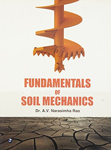 Fundamentals of Soil Mechanics: Rao A.V. Narasimha