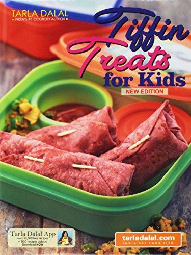 Tiffin Treats for Kids (Paperback): Tarla Dalal