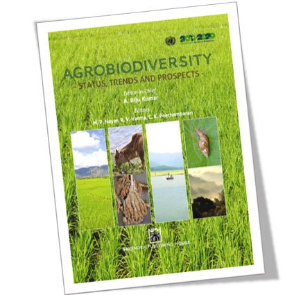 Agrobiodiversity : Status Trends and Prospects: edited by M.P.