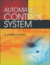AUTOMATIC CONTROL SYSTEM: AMBIKAPATHY
