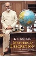 9789380480800: Matters of Discretion: An Autobiography