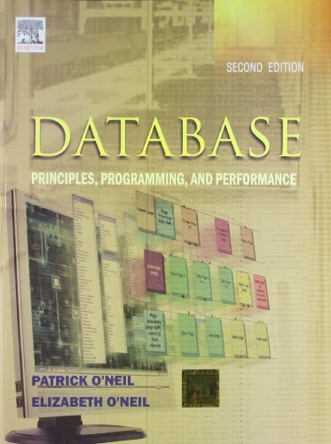 9789380501284: Database: Principles, Programming, And Performance, 2Nd Edition
