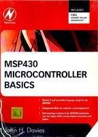 Msp430 Microcontroller Basics: Davies