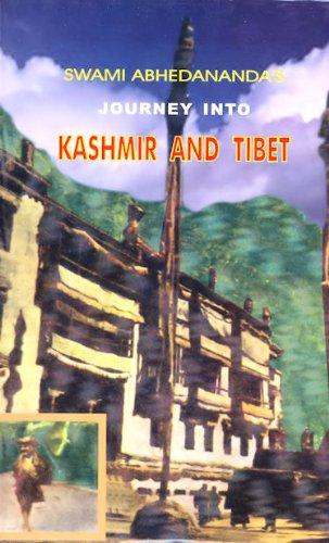 Swami Abhedananda's Journey Into Kashmir and Tibet