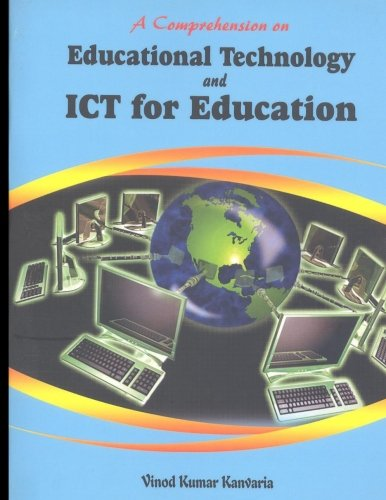 9789380570709: A Comprehension on Educational Technology and ICT for Education