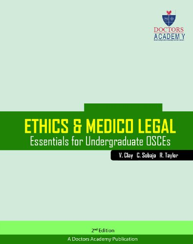 9789380573045: Ethics and Medico-Legal Essentials for Undergraduate OSCEs