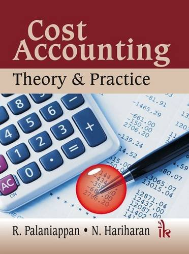 9789380578347: Cost Accounting: Theory & Practice