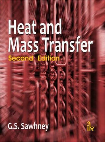 9789380578392: Heat and Mass Transfer, Second Edition