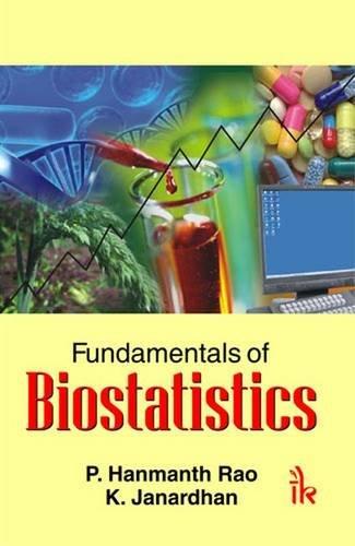 9789380578712: Fundamentals of Biostatistics