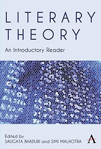 9789380601052: Literary Theory: An Introductory Reader
