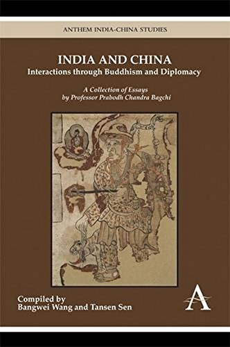 9789380601373: India and China: Interactions through Buddhism and Diplomacy