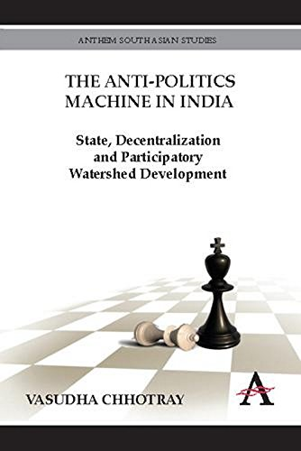 9789380601410: The Anti-Politics Machine in India
