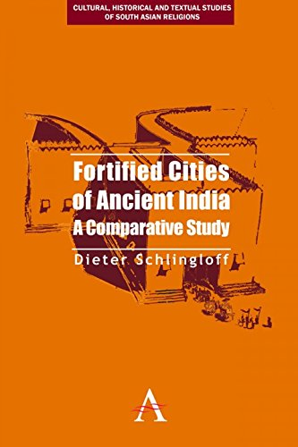 9789380601854: FORTIFIED CITIES OF ANCIENT INDIA