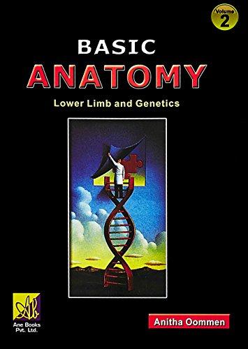Basic Anatomy,Vol.2: Anitha Oommen