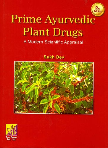 9789380618180: Prime Ayurvedic Plant Drugs : A Modern Scientific Appraisal
