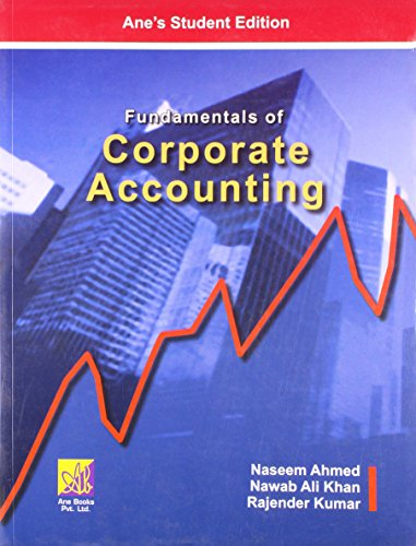9789380618401: Fundamentals of Corporate Accounting
