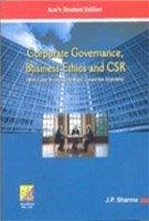 9789380618432: Corporate Governance, Business Ethics & CSR