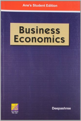 Business Economics: Deepashree