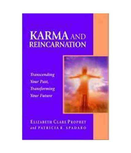 9789380619040: Karma And Reincarnation: Transcending Your Past, Transforming Your Future