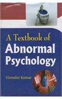 9789380642369: A Textbook of Abnormal Psychology