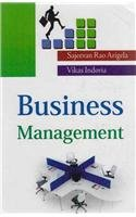Business Management: Vikas Indoria,Sanjeev Rao Arigela