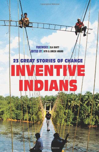 9789380658032: Inventive Indians: 23 Great Stories Of Change